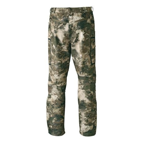 Cabela's Lookout™ Fleece Pants - Cabela's O2 Octane - back
