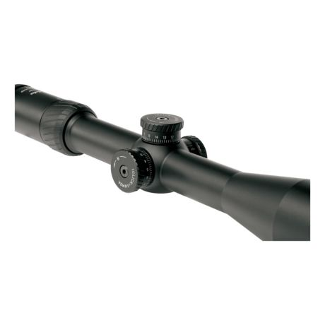 Cabela's Covenant Tactical SFP Riflescopes - Turret Detail
