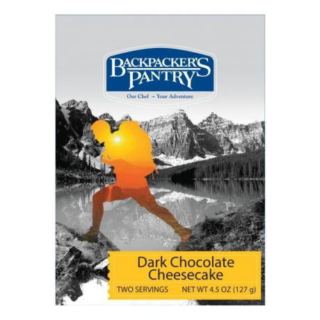 Backpacker's Pantry - Dark Chocolate Cheesecake