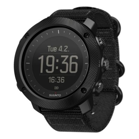 Suunto Traverse Alpha GPS Watch - Stealth