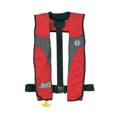 Mustang Deluxe Auto Inflatable PFD