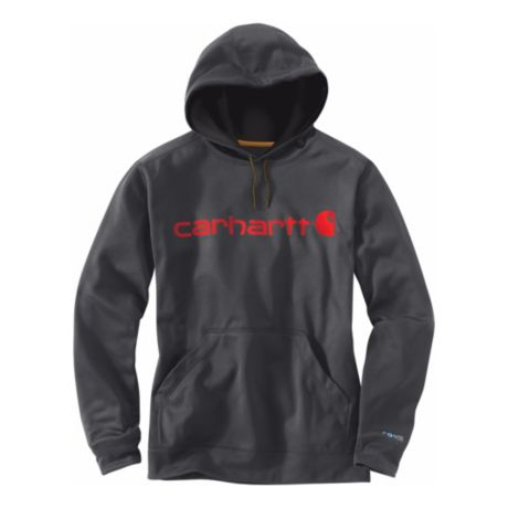 Carhartt® Force Extremes™ Signature Graphic Hoodie - Shadow