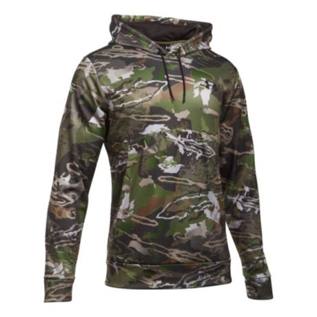 low priced d9d1e 14aea Under Armour® Icon Camo Hoodie - Ridge Reaper Forest Cannon. Use + and -  keys to zoom in and out, arrow keys move the zoomed portion of the image