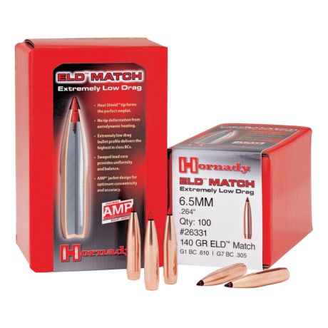 Hornady® ELD-M™ Rifle Bullets