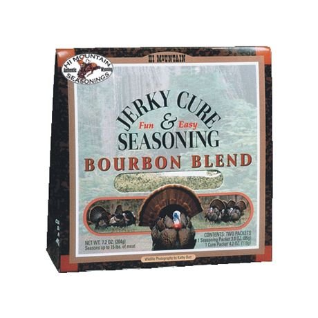 Hi Mountain Wild Turkey Jerky Kit - Bourbon Blend