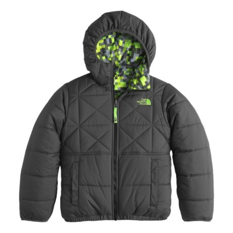 a2cd9a8ea Mouse over image for a closer look. The North Face® Boys' Reversible  Perrito Jacket ...