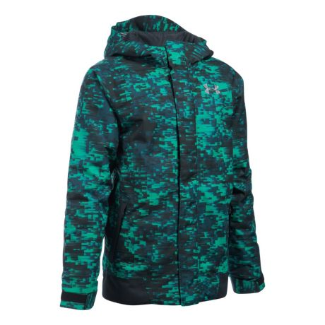 0d0349fc1 Under Armour® Boys  ColdGear® Infrared Powerline Insulated Jacket ...