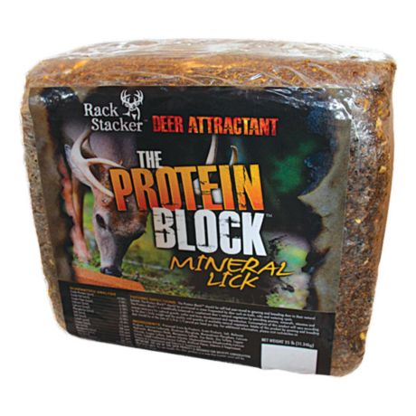Rack Stacker™ Protein Block Mineral Lick