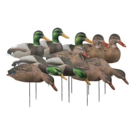 Greenhead Gear® Oversize Mallard Shell-Decoy Harvester 12-Pack