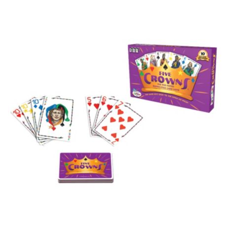 Five Crowns® Card Game