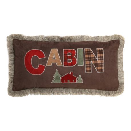 Carstens Cabin Pillow