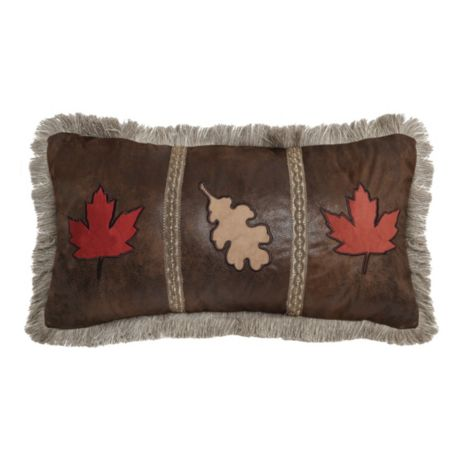 Carstens Three Leaf Pillow