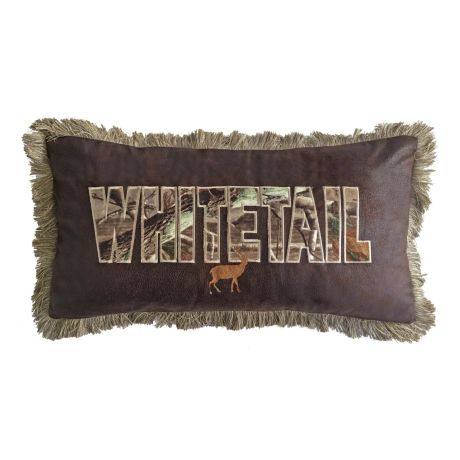 Carstens Whitetail Camo Pillow