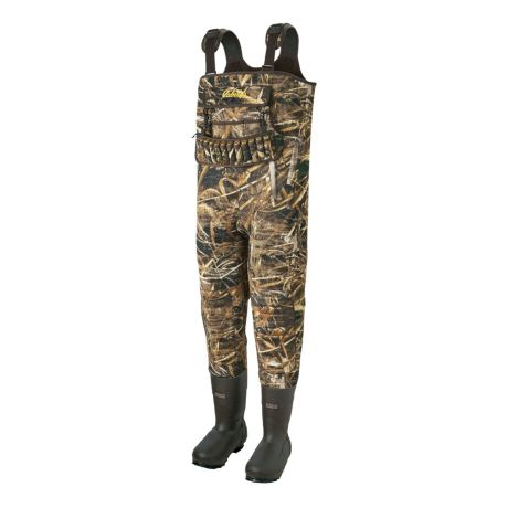 Cabela's SuperMag™ II 1600-Gram Hunting Chest Waders - Realtree MAX-5