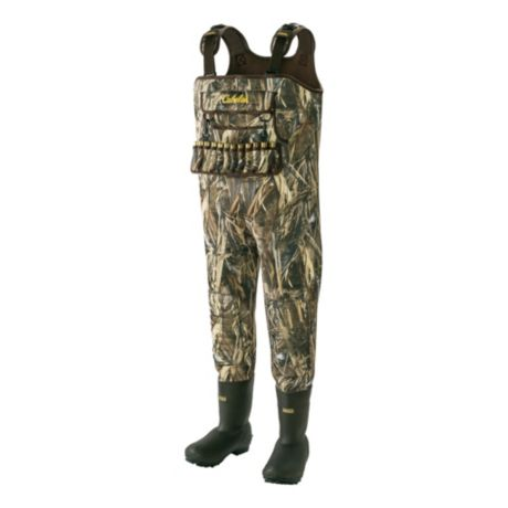 Cabela's SuperMag™ II 1600-Gram Hunting Chest Waders – Stout - D.R.T.