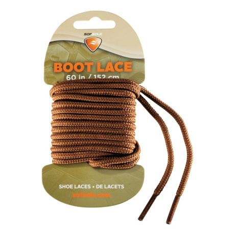 Sof Sole® Boot Laces - Brown