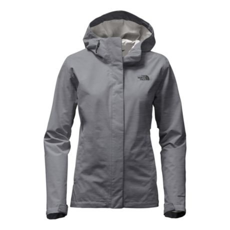 The North Face® Women s Venture 2 Jacket - TNF Medium Grey Heather. Use +  and - keys to zoom in and out b62917724