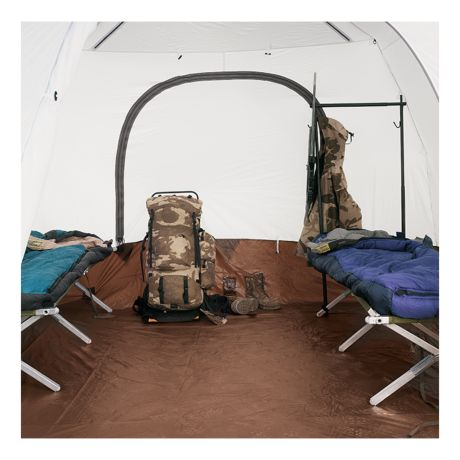 Cabela's XWT Xtreme Weather Tents - Spacious w/ Front and Rear Entrances