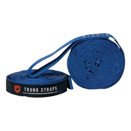 Grand Trunk Trunk Straps Hanging Kit - Blue
