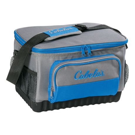 Cabela's 18-Can Soft Sided Coolers - Blue