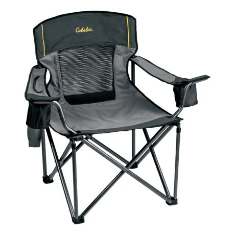 Cabela's XL Quad Chair - Grey