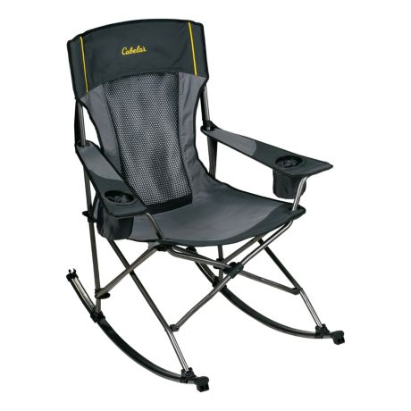 Cabela's Camp Rocker - Grey