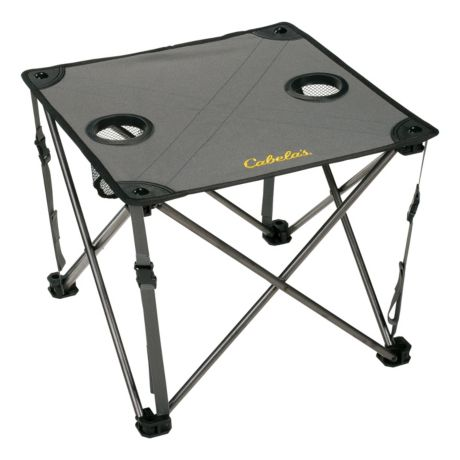 Cabela's Camp Furniture Fabric Table