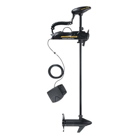 Minn Kota® PowerDrive™ 45 Bow-Mount Trolling Motor with Bluetooth®