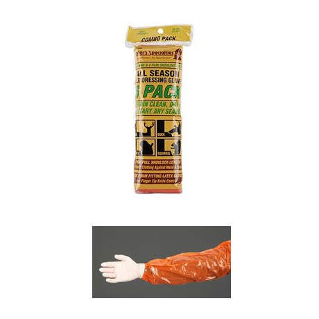 Hunter's Specialties Field Dressing Gloves Combo Pack