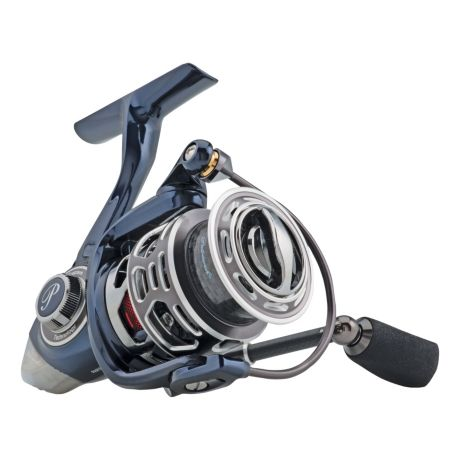 Pflueger® Patriarch™ Spinning Reel - 3/4-Turn View