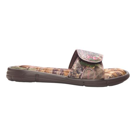 hot sale online c456f 1d990 Mouse over image for a closer look. Under Armour® Women s Ignite VII Camo  Sandal ...