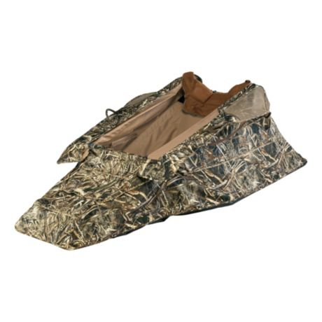 blinds ground avery layout blind outdoors hunter power