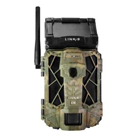 SPYPOINT® LINK-S Solar LTE Cellular Trail Camera