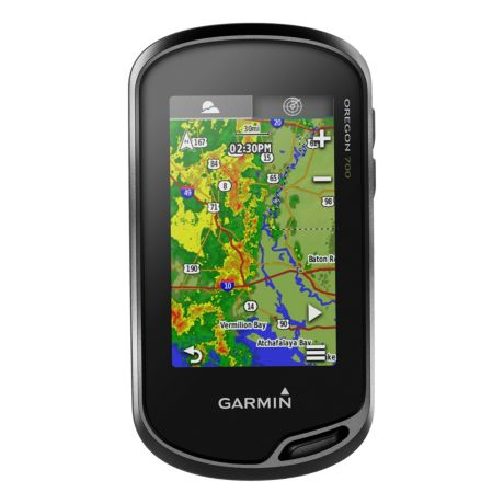 Garmin® Oregon 700 Handheld GPS