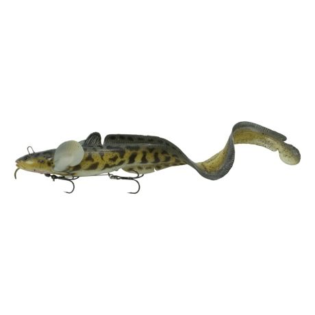 Savage Gear 3D Burbot - Walleye