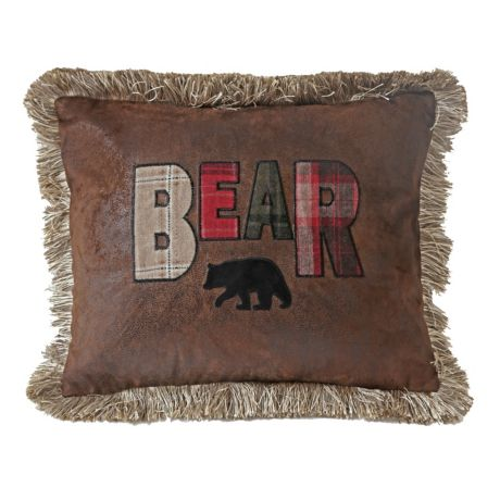 Carstens Bear Pillow
