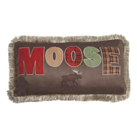Carstens Moose Pillow