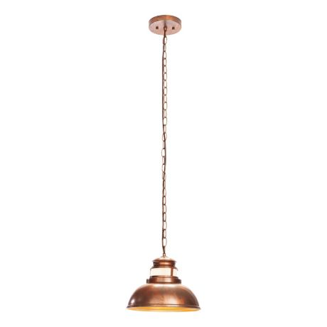 "Weathered Copper 36"" Pendant Light"