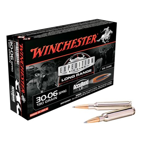Winchester® Expedition Big Game Long-Range Ammunition