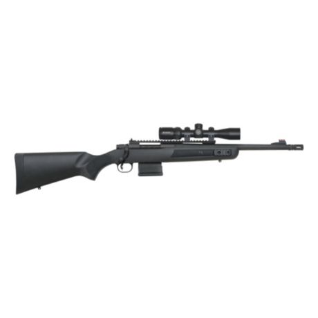 Mossberg® MVP® Scout Bolt Action Rifle w/ Vortex® Crossfire II Scout Scope