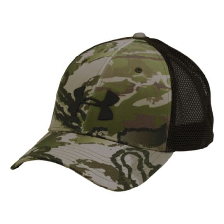 d08a3831d5b Under Armour® Camo Mesh 2.0 Cap - Ridge Reaper Barren Cannon. Use + and -  keys to zoom in and out