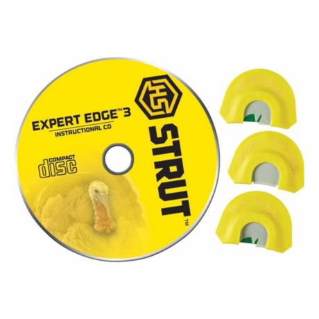 Hunters Specialties® H.S. Strut® Expert Edge™ 3 Mouth Turkey Call Combo