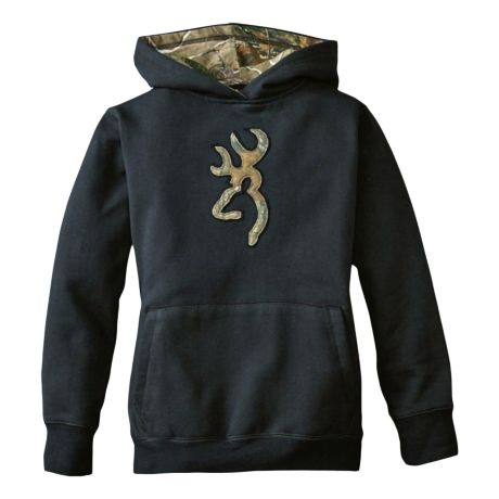 d62d9f26a31 Browning® Youth Buckmark Hoodie
