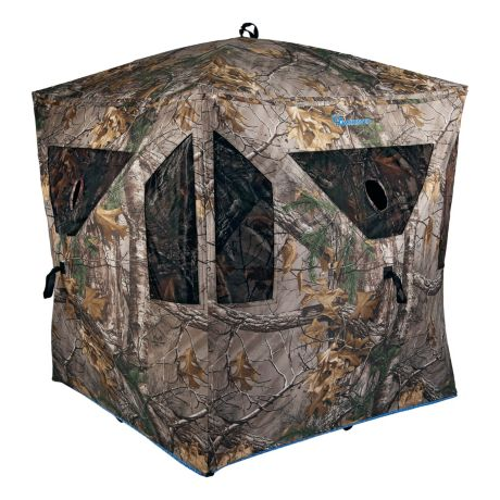 Ameristep 174 Realtree 174 Spartan Ground Blind Cabela S Canada