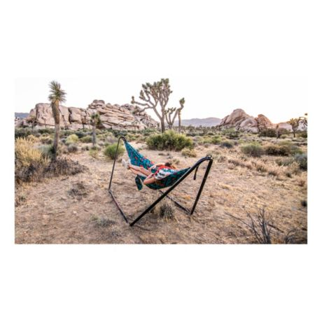 Grand Trunk Hangout Hammock Stand - In the Field