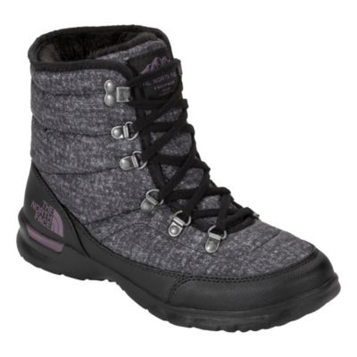The North Face Women's ThermoBall Lace II Boots