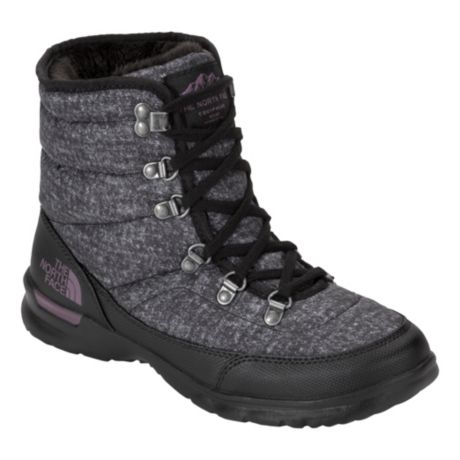 new product best sneakers cozy fresh The North Face® Women's ThermoBall™ Lace II Boots | Cabela's Canada