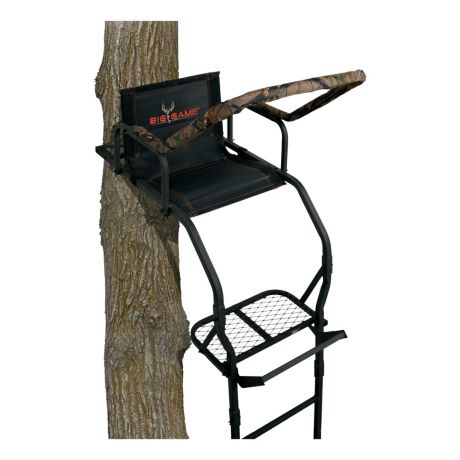 Big Game Treestands The Warrior DXT Ladder Stand