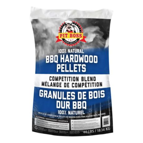 Pit Boss BBQ Wood Pellets – Competition Blend