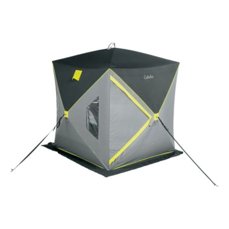 Cabela's Two-Person Hub Ice Shelter Combo